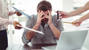 Have a Burnout Prevention Plan