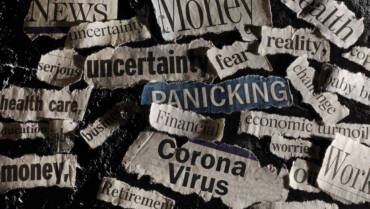 Affected by 'Headline Stress Disorder'?
